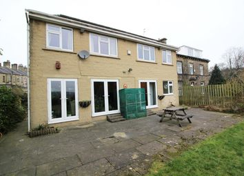 Thumbnail 5 bed detached house for sale in Beech View, Victoria Avenue, Sowerby Bridge