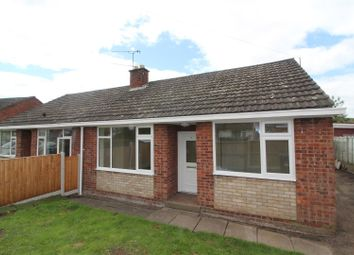 Thumbnail 2 bed detached house to rent in Whitefriars, Oswestry