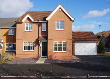 Thumbnail 4 bed detached house for sale in Palomino Close, Lightwood, Stoke-On-Trent, Staffordshire