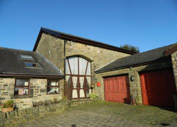 Thumbnail 3 bedroom barn conversion to rent in The Barn, New Butterworth Farm, Egerton