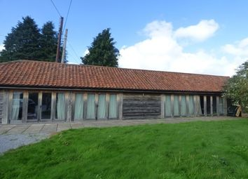 Thumbnail 2 bed barn conversion to rent in Wembdon, Bridgwater