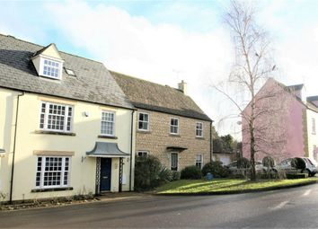 Thumbnail 4 bed terraced house to rent in Beaumont Square, Wotton-Under-Edge, Gloucestershire