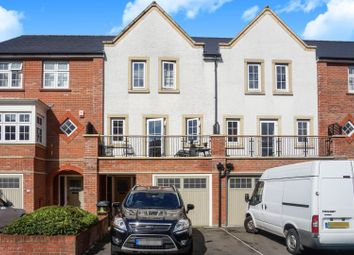 Thumbnail 4 bedroom town house for sale in Leader Street, Cheswick Village