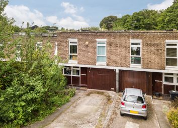 Thumbnail 4 bed terraced house for sale in Tipton Drive, Croydon