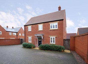 4 bed detached house for sale in Gallipoli Drive, Brackley NN13