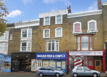 Thumbnail 2 bed flat for sale in Queen Street, Ramsgate, Kent