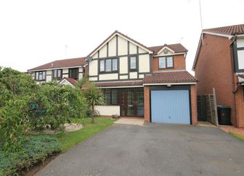 Thumbnail 4 bed detached house for sale in Hepworth Road, Morrisons Estate, Binley, Coventry, West Midlands