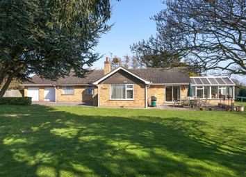 Thumbnail 3 bed detached bungalow for sale in Flixton Road, Blundeston, Lowestoft