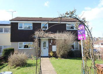 Thumbnail 3 bed semi-detached house for sale in Devon Close, Walderslade