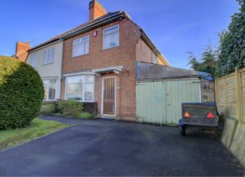 Thumbnail 3 bed semi-detached house for sale in Colmore Road, Kings Heath, Birmingham