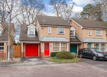 Thumbnail 3 bed link-detached house for sale in The Breech, Sandhurst, Bracknell Forest