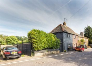 Thumbnail 1 bed semi-detached house for sale in Lower Street, Eastry, Sandwich
