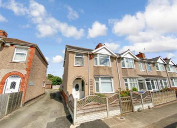 3 bed end terrace house for sale in Clovelly Road, Coventry CV2
