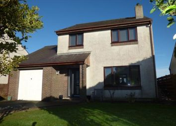 Thumbnail 3 bed detached house for sale in Stad Penrhiw, Rhostrehwfa, Llangefni, Sir Ynys Mon