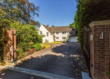 Thumbnail 5 bed detached house to rent in Tydehams, Newbury