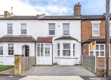 Thumbnail 4 bedroom terraced house to rent in Ellerton Road, Surbiton