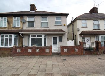 Thumbnail 3 bedroom semi-detached house to rent in High Street, Leagrave, Luton