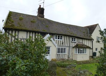 Thumbnail 5 bed property to rent in Bury Road, Ixworth, Bury St. Edmunds