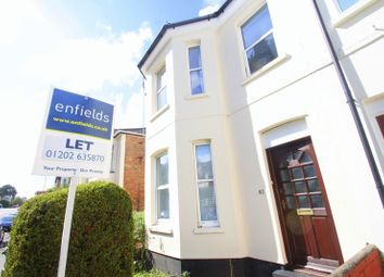 Thumbnail 6 bed detached house to rent in Southcote Road, Bournemouth
