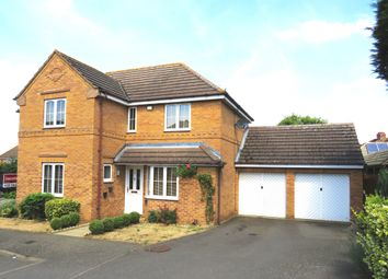 Thumbnail 4 bed detached house for sale in Rosemount Drive, Kettering