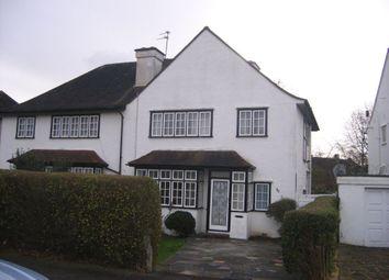 Thumbnail Semi-detached house for sale in Oakington Avenue, Wembley