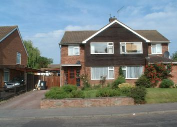Thumbnail 3 bed semi-detached house to rent in Hopgarden Road, Tonbridge