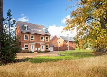 """Thumbnail 3 bed terraced house for sale in """"Norbury"""" at Cricket Field Grove, Crowthorne"""