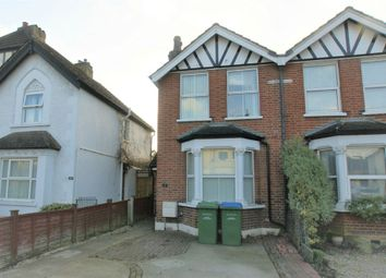 Thumbnail 3 bed semi-detached house to rent in Hersham Road, Hersham, Walton-On-Thames