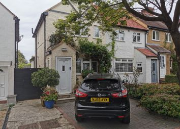 Thumbnail 3 bed end terrace house for sale in Alberta Avenue, Cheam