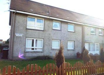 Thumbnail 2 bed flat for sale in Fleming Road, Bellshill