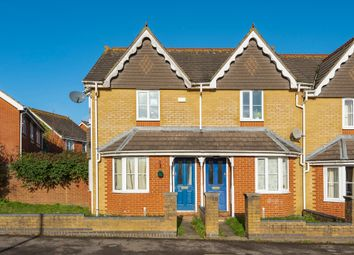 Thumbnail 2 bed end terrace house to rent in Roosevelt Drive, Headington, Oxford