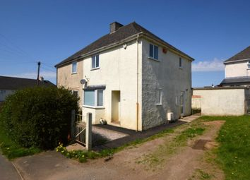 Thumbnail 3 bed semi-detached house for sale in Alamein Road, Saltash, Cornwall
