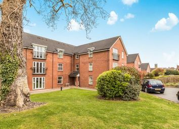 Thumbnail 1 bedroom flat for sale in Romani Close, Warwick, Warwickshire, .
