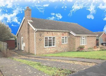 Thumbnail 1 bed semi-detached bungalow for sale in Rochester Drive, Grantham