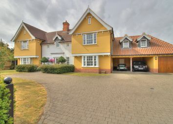 Thumbnail 5 bed detached house for sale in Eaton Place, Rushmere St. Andrew, Ipswich