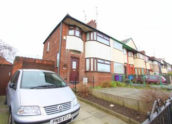 Thumbnail 3 bed town house for sale in Hazelyn, Derwent Road West, Old Swan, Liverpool