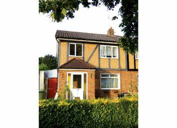 Thumbnail 3 bed semi-detached house for sale in Seddon Road, Morden