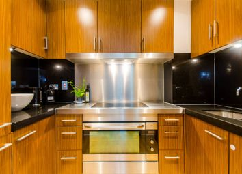 Thumbnail 2 bed flat for sale in New Providence Wharf, Canary Wharf