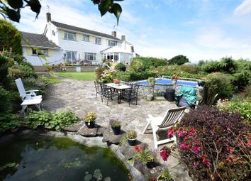 Thumbnail 5 bed detached house for sale in Riverleaze, Portishead, Bristol