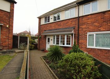 Thumbnail 3 bed semi-detached house for sale in Rhodes Crescent, Pontefract