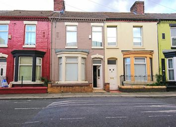 Thumbnail 1 bed terraced house to rent in Newman Street, Kirkdale, Liverpool