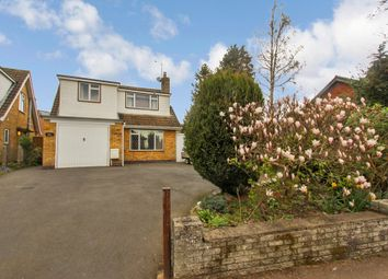 Thumbnail 3 bed detached house for sale in Main Street, Kirby Muxloe, Leicester