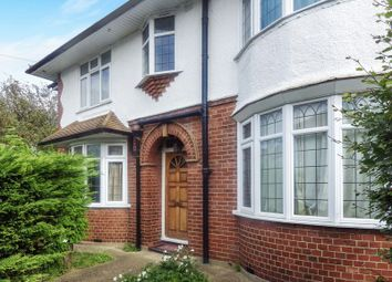 Thumbnail 3 bed detached house for sale in Cranleigh Gardens, Luton