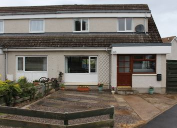 Thumbnail 3 bed semi-detached house for sale in Forbeshill, Forres