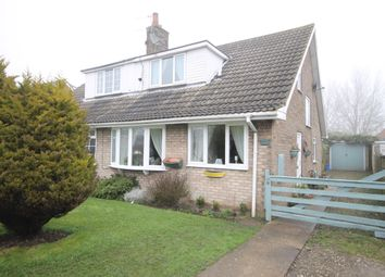 Thumbnail 3 bed semi-detached house for sale in Fountayne Road, Hunmanby
