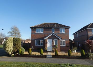 Thumbnail 3 bedroom detached house for sale in Woodlands Drive, Barlby, Selby