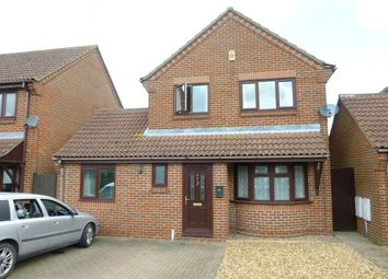 Thumbnail 3 bedroom detached house to rent in Spring Drive, Farcet, Peterborough