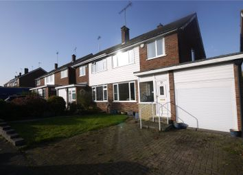 Thumbnail 3 bed semi-detached house for sale in Longfields, Ongar, Essex