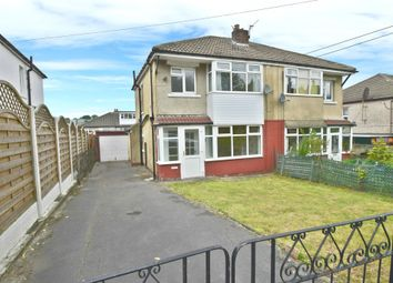 Thumbnail 3 bed semi-detached house to rent in Parkside Grove, Bradford