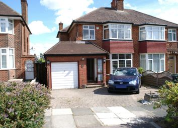 Thumbnail 3 bed semi-detached house to rent in Lonsdale Drive, Oakwood